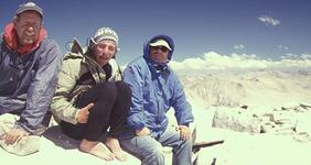 Top of Mount Whitney