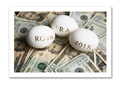 Roth IRA - Retirement